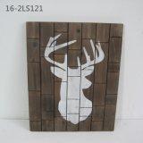 Especial y único de la decoración de madera de la Navidad y regalo