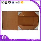 Rectángulo de papel plegable cosmético de empaquetado modificado para requisitos particulares impresión de Cmyk