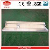 PVDF /PE/Cladding überzogene Aluminiumwand/flach Dekoration-Furnier-Blatt/kurven Panel