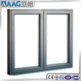 Portes coulissantes et fenêtres en aluminium et en aluminium garnies en énergie