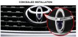 De waterdichte Camera van het Vooraanzicht van de Auto Definication van de Mening van de Nacht Hoge Mini voor Toyota