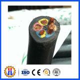 Резиновый кабель оболочки изолированный управлением (YC)