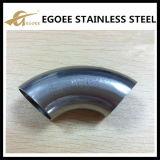 Balustrade directe d'acier inoxydable de fournisseur d'usine ajustant le coude de 90 degrés