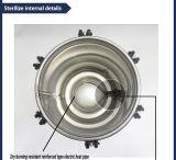Портативный автоклав стерилизатора пара давления с крыльчатыми барашковыми гайками (YXQ-SG46-280SA)