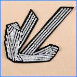 Выдвиженческий Applique вышивки Sequin стороны усмешки оптовой продажи подарка