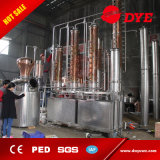 Equipo de la destilería del whisky de la ginebra de la vodka/máquina de la destilación