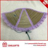 Chapéu Foldable da palha natural de 100%