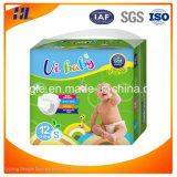 La couche-culotte molle de bébé de coton estampée la meilleur marché de fournisseur de la Chine