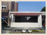 Конструкция Ys-400A новая! Трейлер еды передвижной кофейни передвижной