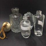 frascos de vidro redondos de 1oz 30ml para a fragrância
