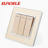86mm * 86mm 10A Acrylic 1 Gang Wall Switch Plate