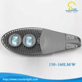 질 보장 150-160lm/W를 가진 가로등 5 년 LED