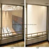 Switchable пленка стеклянного окна уединения