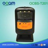 Sichtbarer 2D Barcode-Scanner USB-Ocbs-T201 für Registrierkasse