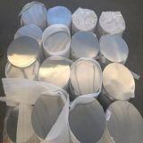 Fabbricazione di alluminio del disco dello stampaggio profondo