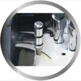 [فدج-116] شاقوليّ فراغ [نول-دسند] ماء يعدّ آلة [ويتن] مصد رؤوس
