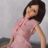 Leuk Volwassen Doll van het Geslacht van het Silicone voor Ezel van de Kleren van het Meisje van de Domoor van Japan van Vrouwen de Grote Sexy Amerikaanse Echte Levensechte Jonge