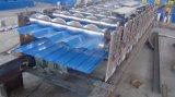 Material para techos doble del metal de la cubierta que forma la máquina