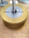 la circular del HSS M2 de la alta calidad de 275X2.0X32m m vio la lámina para el corte de Bube del metal