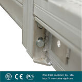 Berceau à vis en aluminium de construction de nettoyage de façade d'étrier de l'extrémité Zlp500