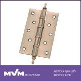 Dobradiça de porta de aço do ferro da máquina da alta qualidade do OEM (Y2225)