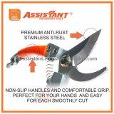 Mano di potatura Pruner del regolatore delle cesoie di esclusione dell'acciaio inossidabile degli strumenti di giardino