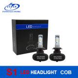 Emark 최고 밝은 자동 LED 헤드라이트 고/저 광속 Fanless LED 헤드라이트 H13 H4 9004 9007