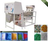 Neues Produkt CCD-Farben-Sorter für Haustier-Schrotte \ Plastikccd optische sortierende Maschine