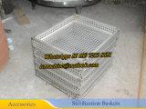 Wasser-Spray-Sterilisator-Retorte mit 3 Sterilisation-Körben (DN1200X3000)
