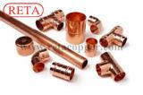 Encaixe de cobre para R410 um padrão