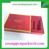 Коробка Kraft коробки печатание картона упаковывая бумажная