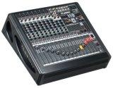 Nuevo amplificador accionado diseño especial del profesional de la serie del mezclador Xu8p