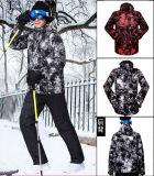 De openlucht Sporten skien de Kostuums van de Ski van de Warme Waterdichte Mensen 's van de Wind van Kleren Waterdichte