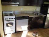 Gabinetes de cozinha laminados