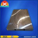 Dissipador de calor frio da placa da água nova feito da liga de alumínio 6063