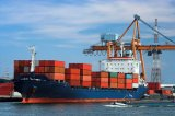 Vrachtvervoerder van Shenzhen China aan Rio Grande