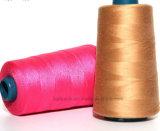 20s/2 ha tinto il filato filato poliestere di cucito 100% del filato del poliestere di colori