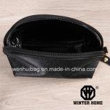 Plein PVC Shinning pour le sac de produit de beauté de filles