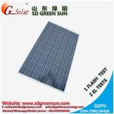 30V el panel solar polivinílico 255W, 260W, 265W, 270W para la central eléctrica con tolerancia positiva