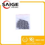 Bola de acerocromo del fabricante 100cr6 G100 AISI52100 para el rodamiento