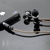 trasduttore auricolare collegato 3.5mm con la cuffia del trasduttore auricolare di alta qualità per il iPhone Samsung