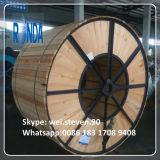 Kabel van de Draad van het Staal van de Kern van het koper de Gepantserde Ondergrondse Elektrische