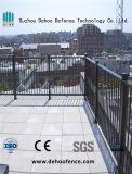Rete fissa d'acciaio del balcone di vendita dello zinco caldo di alta qualità con nuovo stile