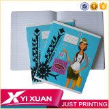 新しい文房具の製品の習慣によって印刷されるノートの演習帳