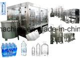 """Compléter l'emballage remplissant de mise en bouteilles de boisson """"clés en main"""" faisant la machine de centrale pour la bouteille"""