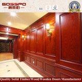 Wasserdichte und feuerfeste hölzerne Wandverkleidungs-Panels (GSP9-074)