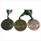 Канадское круглое медаль таможни заплывания