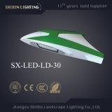 réverbère solaire de 30-100W DEL