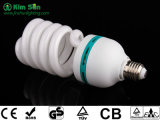 安い販売の省エネの電球の半分の螺線形25W CFLランプ