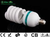 Lâmpada energy-saving da espiral 25W CFL da ampola da venda barata meia